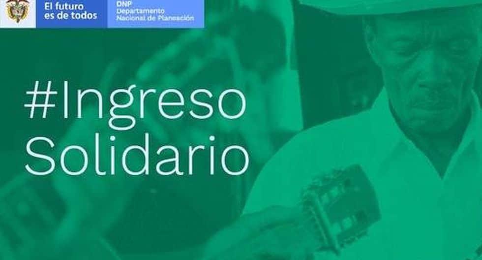 Estafas a nombre de Ingreso Solidario